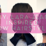 Looks from Literature: Lara Jean Inspired Hairstyles