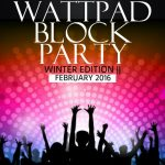 Wattpad Block Party Winter Edition II COVER II