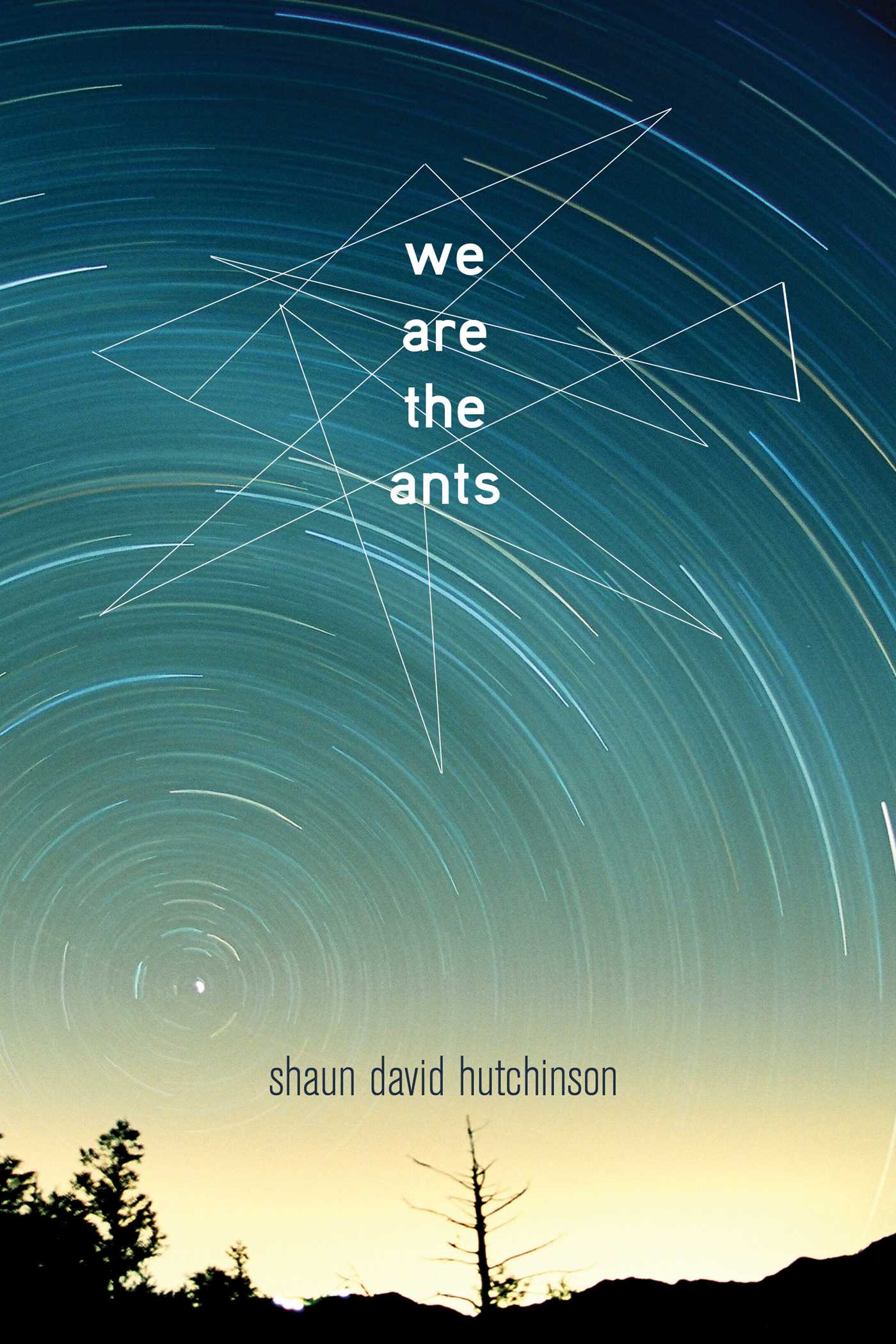 Read the extended excerpt ofWe are the Ants by Shaun David Hutchinson!