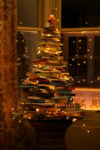 Riveted - Christmas Tree Books