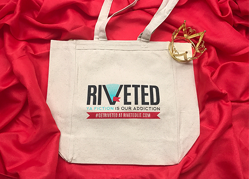 Riveted tote