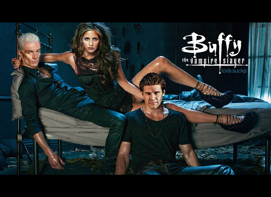 New buffy the vampire slayer book series riveted fandeluxe Document