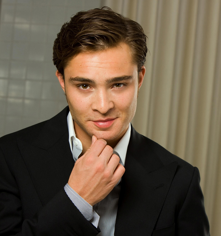 Ed Westwick - Riveted