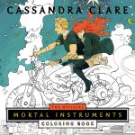 Mortal Instruments Coloring Book
