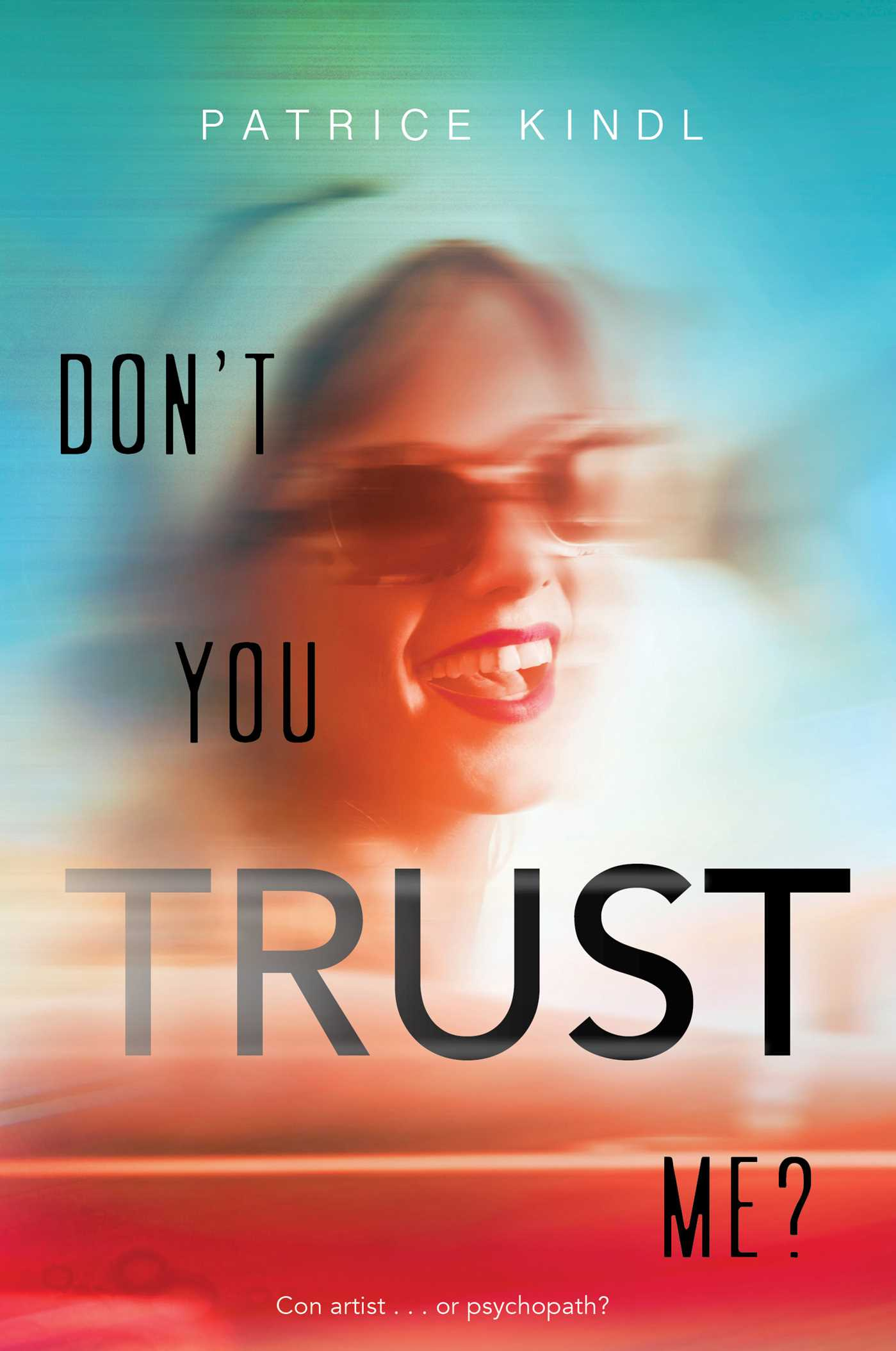 dont you trust me