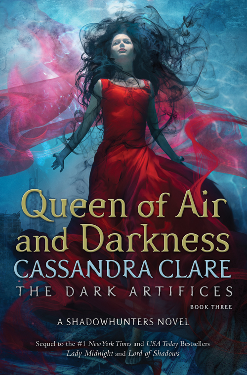 Queen of Air and Darkness, a Shadowhunters Novel