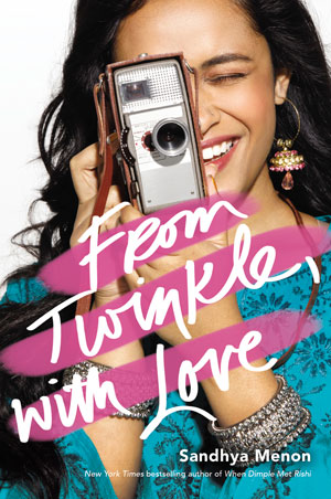 From Twinkle With Love by Sandhya Menon