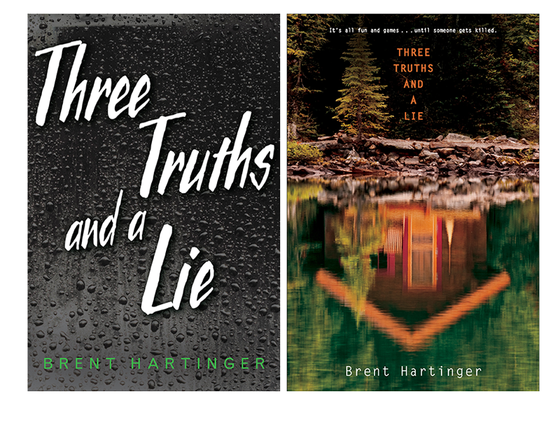 Three Truths and a Lie by Brent Hartinger
