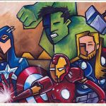 Assemble the Perfect Team to Save The Universe and Get A Book Rec!