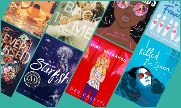 Every Book That You Can Read For Free on Riveted by Simon Teen in August 2020